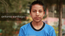 Antonio Santiago Profile - Mexico City