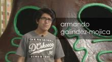 Jose Armando Galindez Mojica Profile - Mexico City