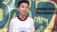 Diego Alfonso Profile - Mexico City