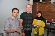 Jakarta - Seremoni Giving Camera