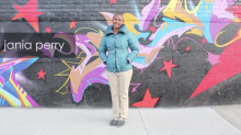 Jania Perry Profile - New York City