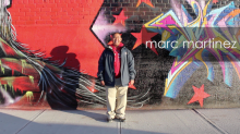 Marc Martinez Profile - New York City