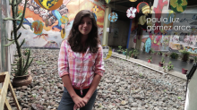 Paula Luz Gomez Arce Profile - Mexico City